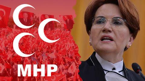 Akşener'e MHP'den yanıt: MHP dün olduğu gibi bugün de Türkiye Cumhuriyeti'nin teminatı
