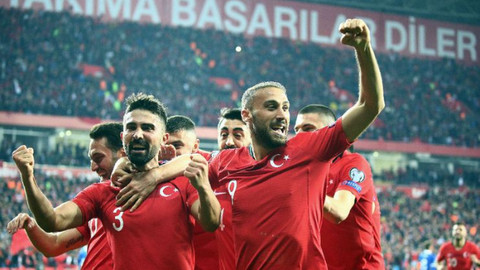 Türk Milli Takımı 3,5 yıl sonra İstanbul'da maç yapacak