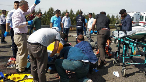 Kahramanmaraş'ta kaza: 5 kişi öldü