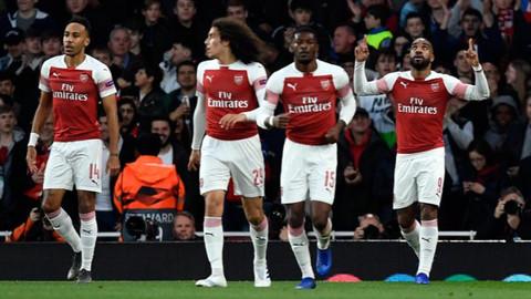 Arsenal 3-1 Valencia