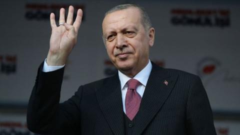 Erdoğan Trump'la yaptığı görüşmeyi anlattı!