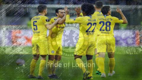 Frankfurt 1-1 Chelsea