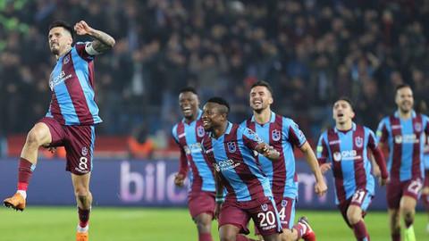 Trabzonspor'da Sosa seferberliği