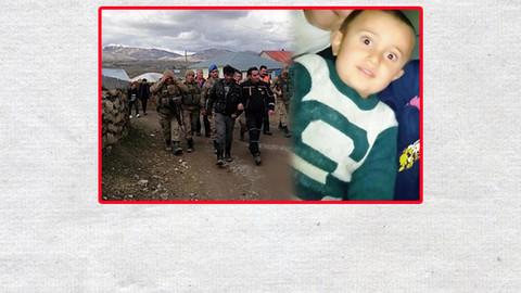 Erzurum'da kaybolan 4 yaşındaki Furkan'ın cansız bedeni bulundu