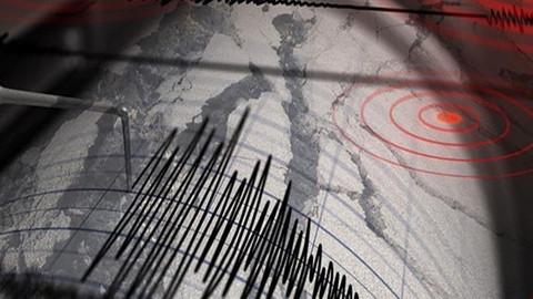 Van'da 3,5 büyüklüğünde deprem meydana geldi
