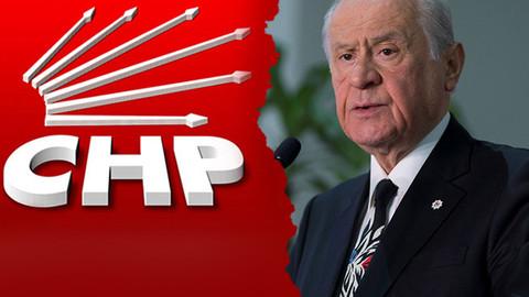 CHP'den Bahçeli'ye 'dokunulmazlık' yanıtı: Hodri meydan, yapabiliyorlarsa yapsınlar
