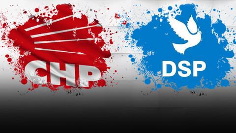 DSP'den CHP'ye: Çizgisi Atatürk'ün kurduğu ilkelerle bağdaşmıyor!