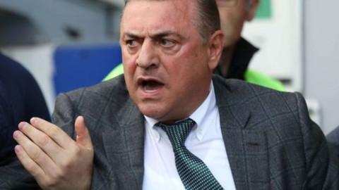 Rizespor Başkanı Hasan Kartal'dan silahlı açıklama
