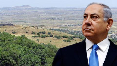 """Netanyahu'dan """"Trump şehri"""" açıklaması"""