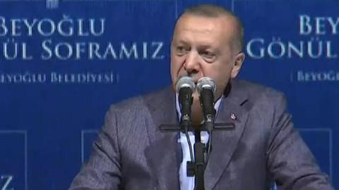 Cumhurbaşkanı Erdoğan: Darbe çığırtkanlığı yapanlar sandıkta gerekli dersi alacak