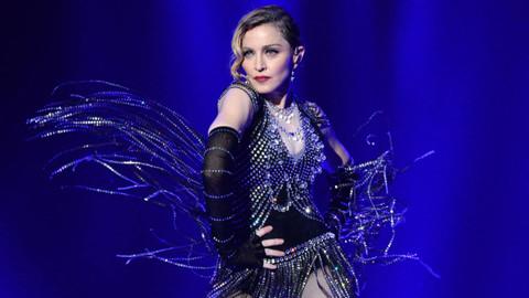 "Madonna'ya ""Eurovision'u boykot et"" çağrısı"