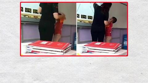O öğretmene veliler imza toplayıp destek verdi