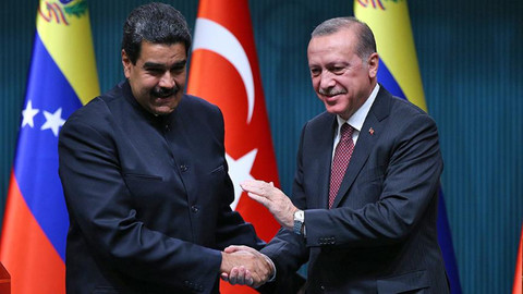 Venezuela'dan Türkiye talebi!