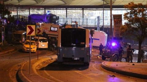 Beşiktaş'taki terör saldırısında karar belli oldu