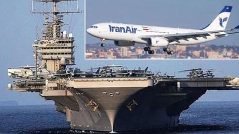 ABD sivil uçakları Basra Körfezi konusunda uyardı