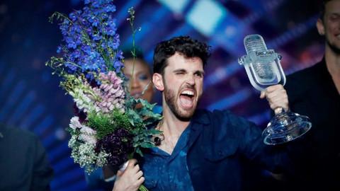 2019 Eurovision Şarkı Yarışması'nın kazananı Hollanda oldu