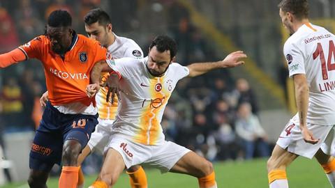 Galatasaray Başakşehir Muhtemel 11'leri belli oldu
