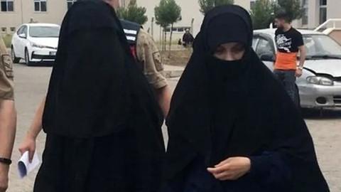 Suriye sınırında 2 DEAŞ'lı terörist yakalandı