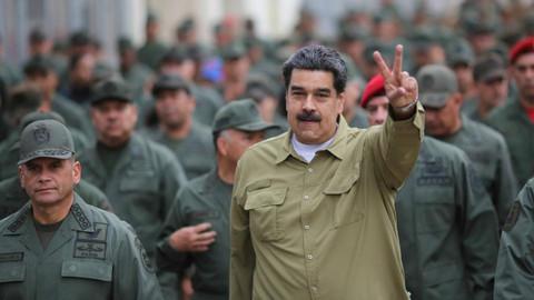 Maduro'dan yeni hamle: Erken seçime gidelim