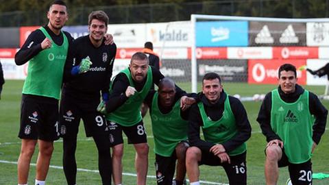 Beşiktaş'ta o futbolcu ayrılıyor!