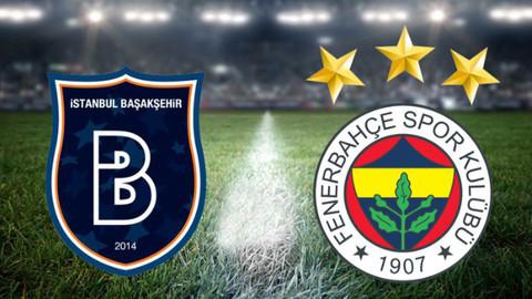 Fenerbahçe'ye Emre'den sonra bir Başakşehirli daha!