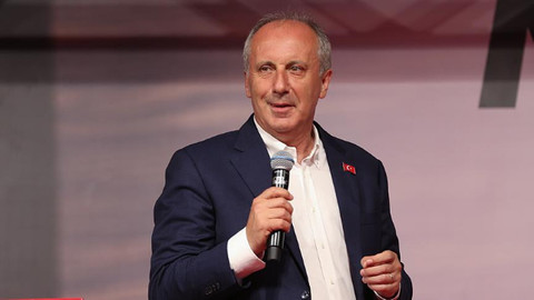 Muharrem İnce Cumhurbaşkanı Erdoğan'a tazminat ödeyecek