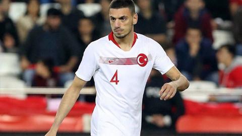 Merih Demiral, 5 yıllığına Juventus ile anlaştı.