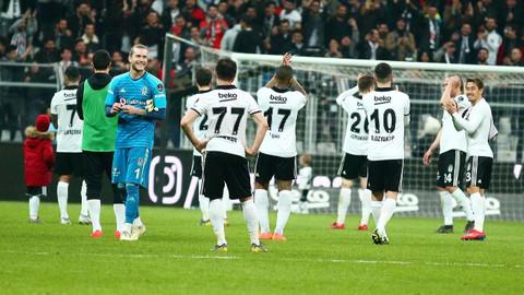 Yıldız futbolcu Beşiktaş'a veda etti!