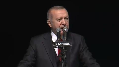 Cumhurbaşkanı Erdoğan vatandaşlara çağrıda bulundu