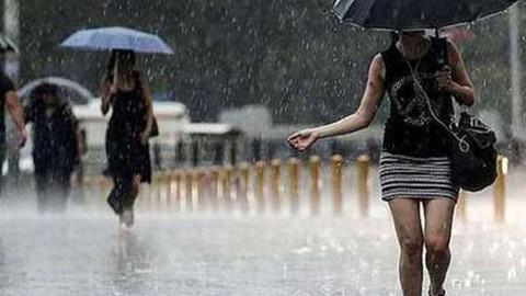 Meteoroloji'den o iller için uyarı! Sağanak yağış bekleniyor