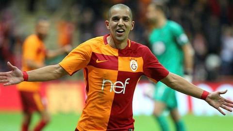 Feghouli yanıtladı! Gelecek sezon Galatasaray'da olacak mı?