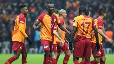 Mbaye Diagne'ye Galatasaray'dan İlk Mesaj
