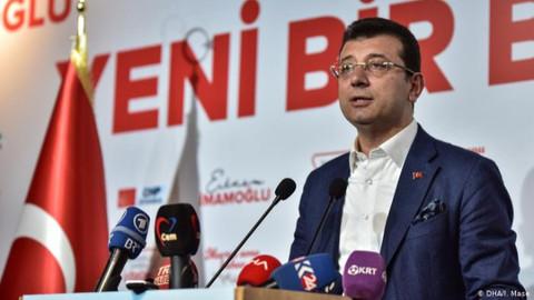 İmamoğlu İstanbul vaatlerini açıkladı