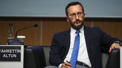 Fahrettin Altun: Terörün kökünü kazıyana kadar durmayacağız