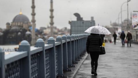 Meteroloji'den uyar! Sağanak yağış etkisini artıracak