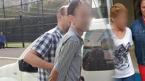 Fuhuş operasyonuna 2 tutuklama
