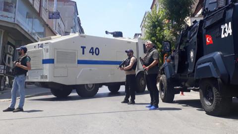Gri listede aranan terörist İstanbul'da yakalandı