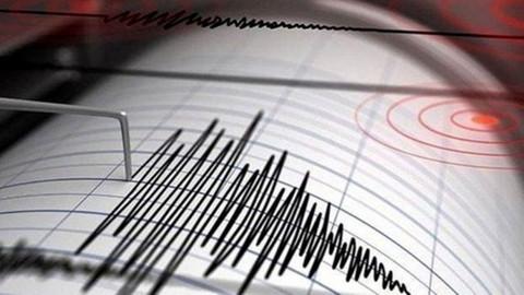 Çanakkale'de 4.1 büyüklüğünde deprem!