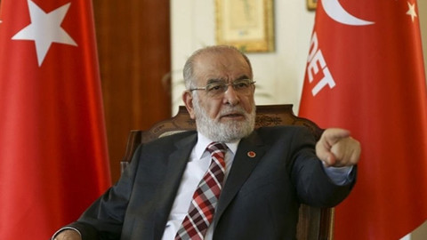 Karamollaoğlu'ndan ortak yayın yorumu: Seçim 2 parti arasında intibası oluşturuluyor