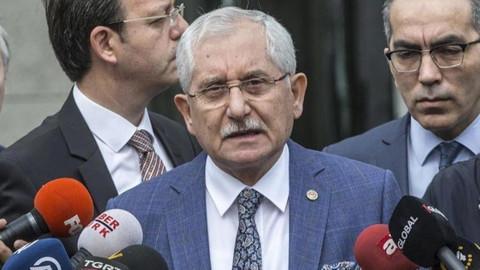 YSK Başkanı: İmamoğlu yüzde 54.21 Yıldırım yüzde 44.99 oy aldı