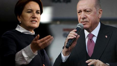 Erdoğan'dan Akşener'e 'duble yol' yanıtı