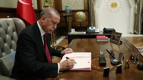 Cumhurbaşkanı Erdoğan yeni askerlik sistemini onayladı