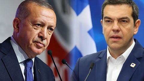 Çipras'tan Cumhurbaşkanı Erdoğan'a yanıt
