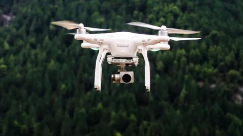İstanbul semalarında drone hareketliliği