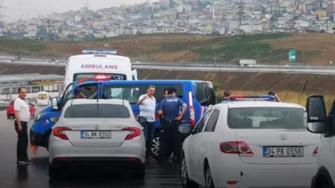 Sancaktepe'de genç kadın sokak ortasında öldürüldü