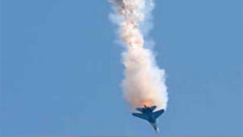 Libya'da Ulusal Mutabakat Hükümetine ait uçak düşürüldü