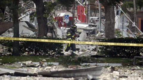 ABD'nin Florida eyaletinde patlama: 22 kişi yaralandı