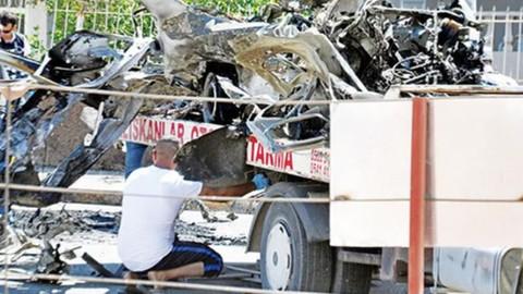 Reyhanlı'daki patlamaya 5 gözaltı