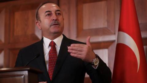 Bakan Çavuşoğlu: Garantör olmayan ülkelerin o bölgede bir hakkı yoktur
