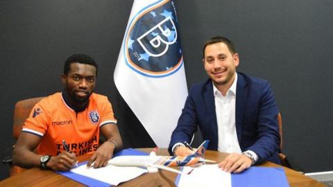 Başakşehir Azubuike'yi transfer etti